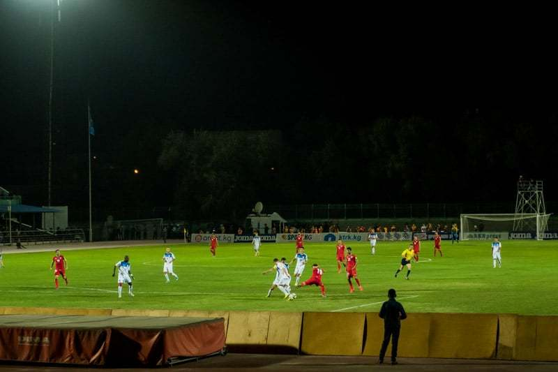 Football Match Bishkek Kyrgyzstan Things To Do Best Cafes Where To Stay