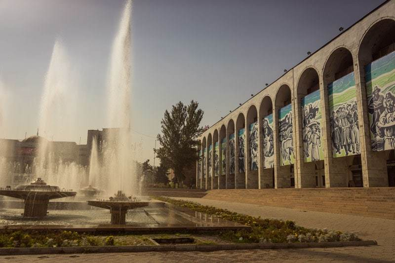 Bishkek Kyrgyzstan Things To Do Best Cafes Where To Stay