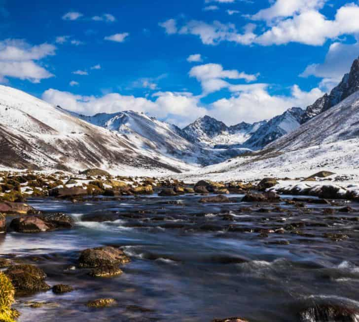 Hiking and Hot Springs in Altyn Arashan, Kyrgyzstan