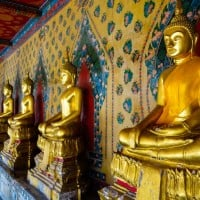Running Buddhas 10 Best Things To Do In Bangkok Thailand