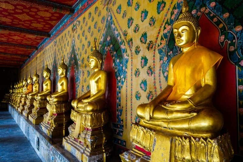 Running Buddhas 10 Best Things To Do In Bangkok Thailand
