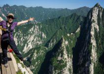 Surviving The World's Most Dangerous Hike – Mt Huashan