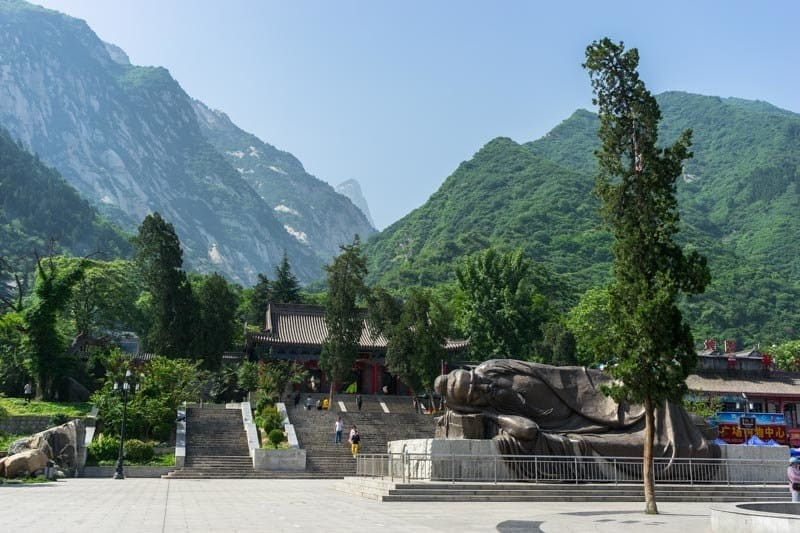 Taoist Temple Huashan