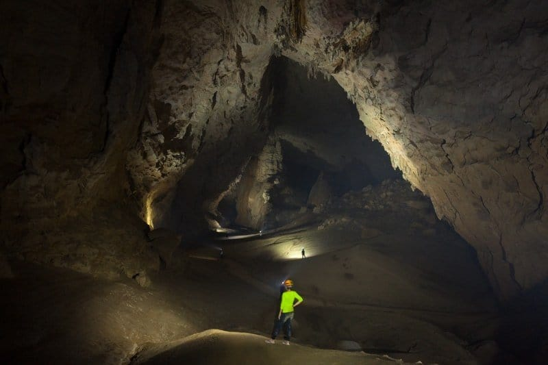 Chamber Of Light Hang Son Doong Photography Tour World's Biggest Cave Vietnam Phong Nha