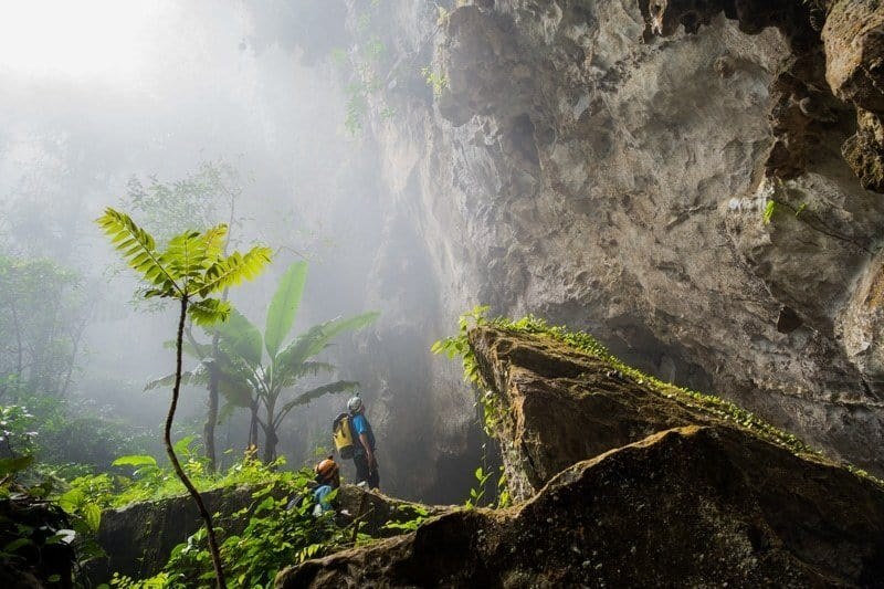 Jungle Clouds Hang Son Doong Photography Tour World's Biggest Cave Vietnam Phong Nha