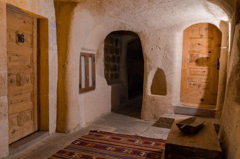 Kale Konak Cave Hotel Uchisar Goreme Best Boutique Hotel Cappadocia