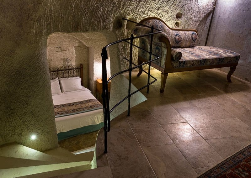 Bedroom Best Accommodation In Goreme Cappadocia Imperial Cave Hotel
