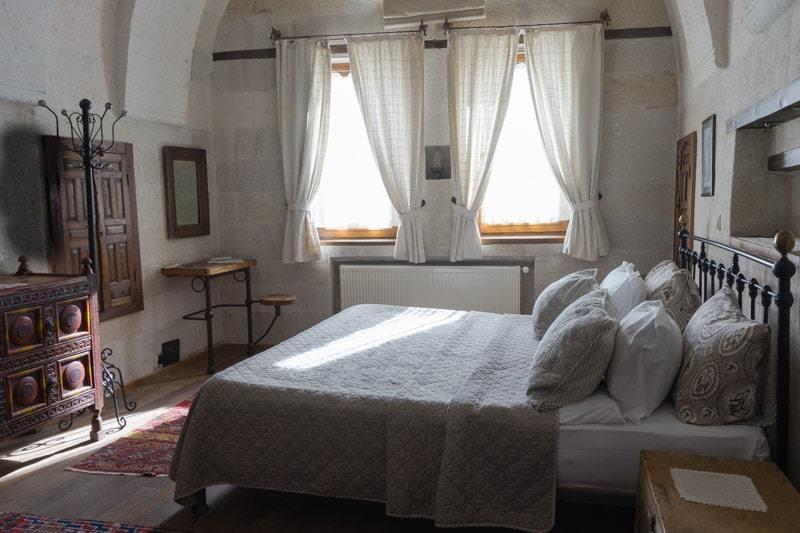 Suite Kale Konak Cave Hotel Uchisar Goreme Best Boutique Hotel Cappadocia