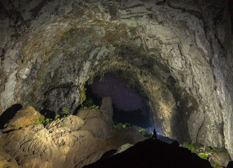 Stars Hang Son Doong Photography Tour World's Biggest Cave Vietnam Phong Nha