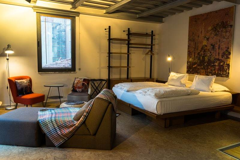 Hammamhane Apart Hotel Accommodation For Digital Nomads In Istanbul Turkey