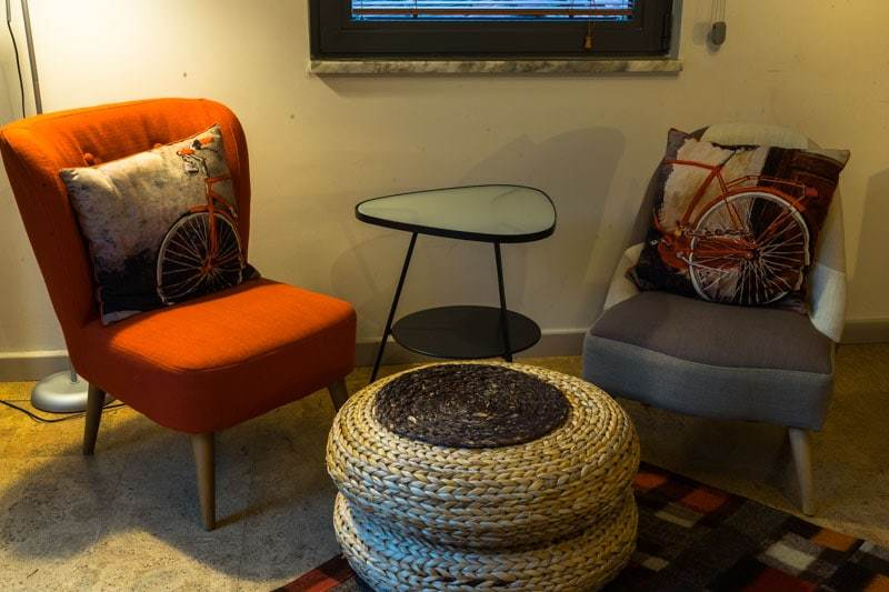 Chairs Tables Hammamhane Apart Hotel Accommodation For Digital Nomads In Istanbul Turkey
