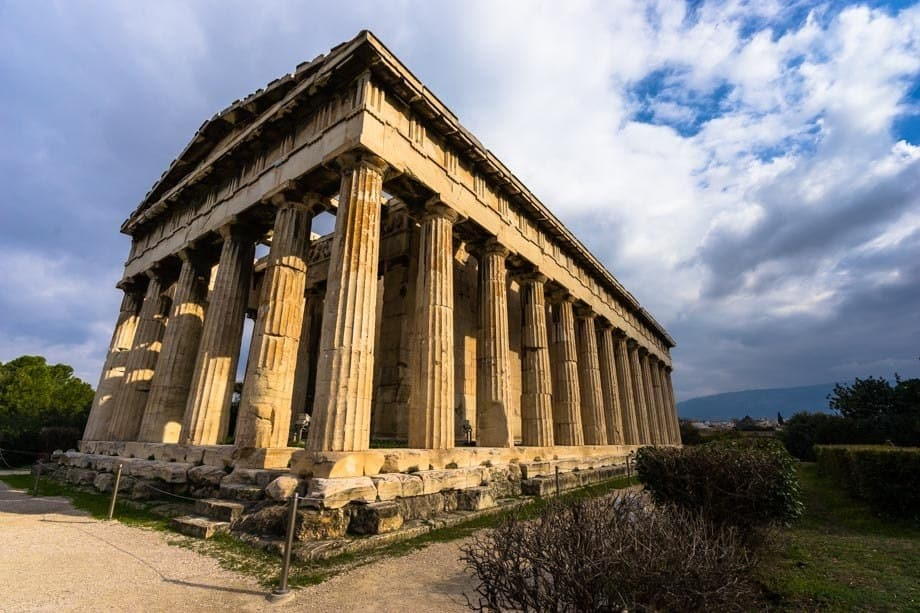 7 Things To Do In Athens - NOMADasaurus Adventure Travel Blog