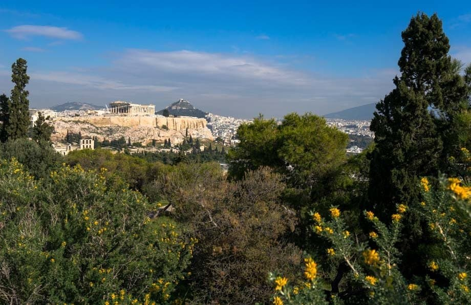 Mount Lycabettus Things To Do In Athens
