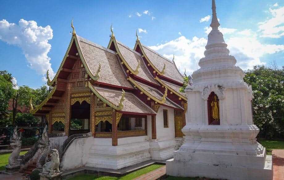 Wat Phra Singh 10 Things To Do In Chiang Mai Thailand