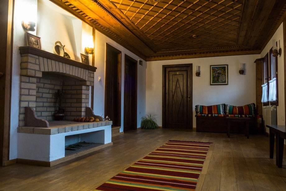 Living Area Kosovo Houses Bulgaria