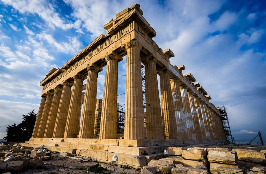 Parthenon Things To Do In Athens
