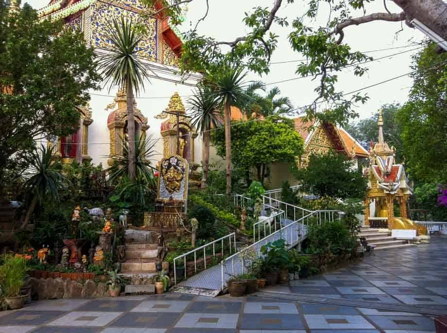 Wat Doi Suthep Vipassana Meditation 10 Things To Do In Chiang Mai Thailand