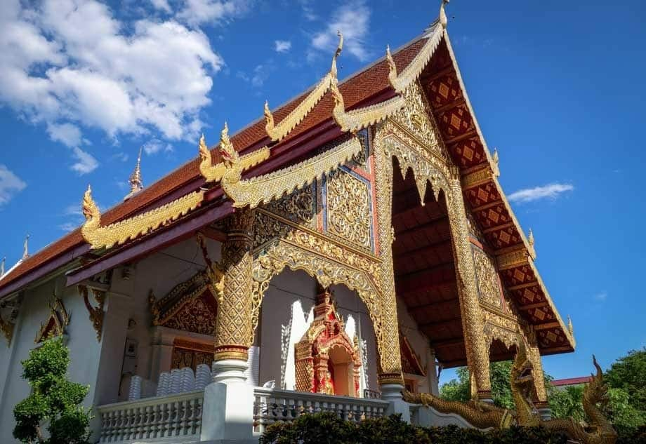 Wat Phra Singh 10 Things To Do In Chiang Mai