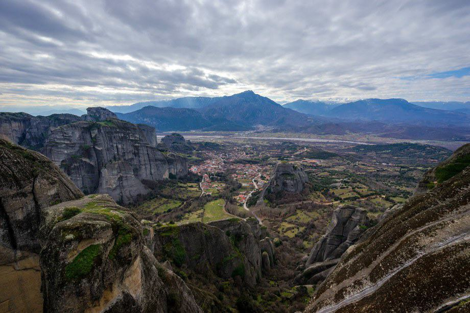 Views Hiking Tour Of Meteora Monasteries