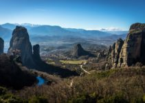 Lost In Time – Hiking The Monasteries Of Meteora