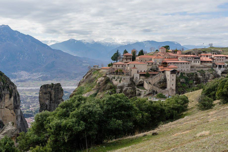Great Meteoron Hiking Tour Of Meteora Monasteries