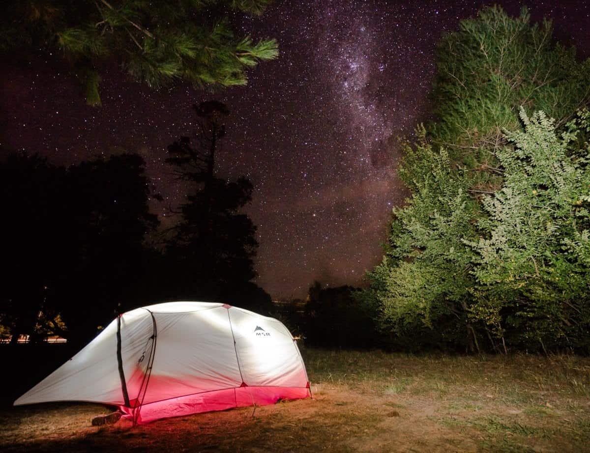 Camping In Gundaroo Milky Way Climbing Mount Kosciuszko
