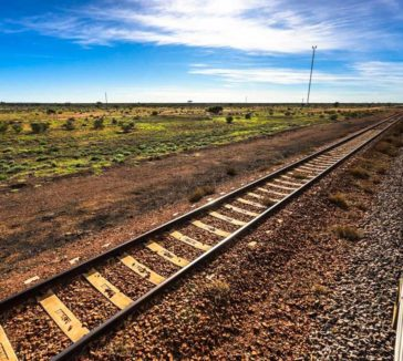 Indian Pacific #JourneyBeyond