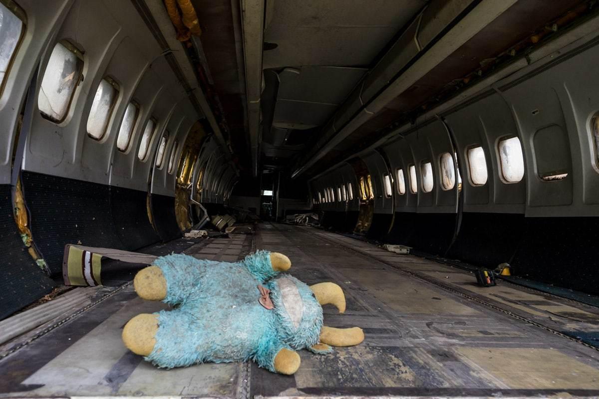 Toy Bangkok's Airplane Graveyard