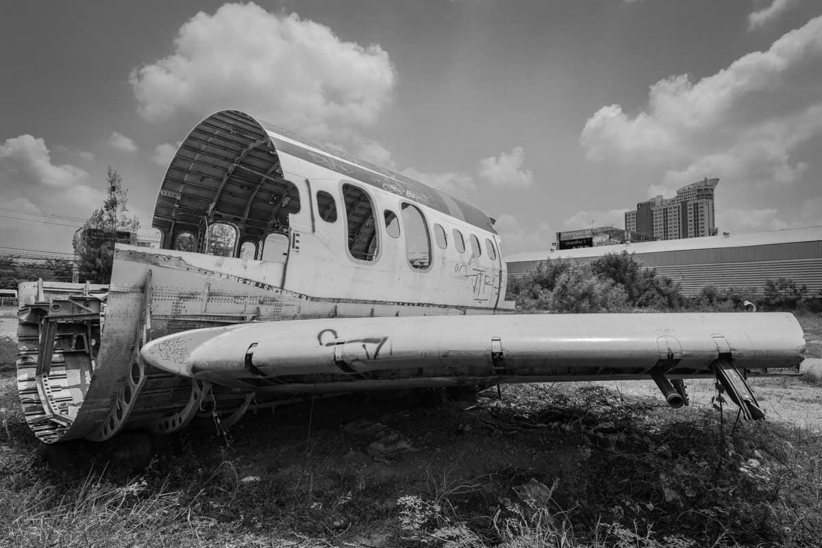 Md-82 Wings Bangkok's Airplane Graveyard