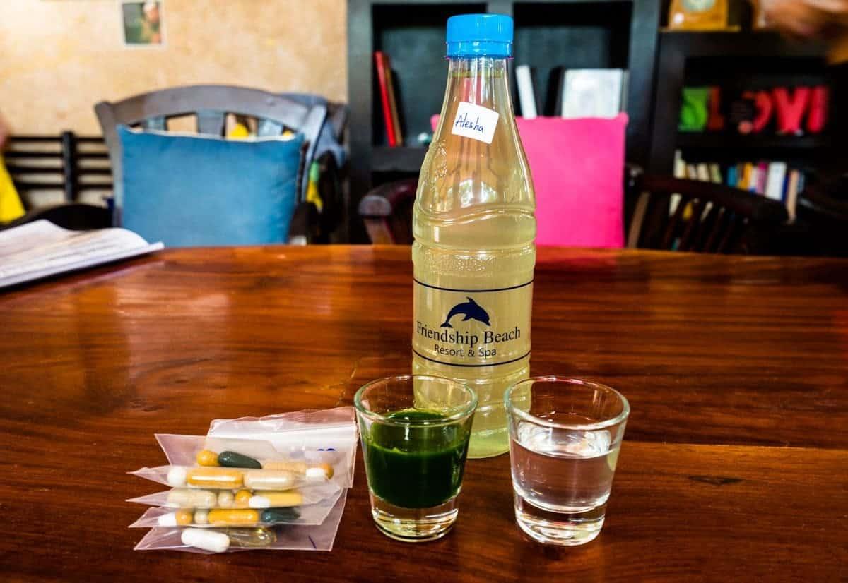Probiotics Atmanjai Wellness Spa Detox In Thailand
