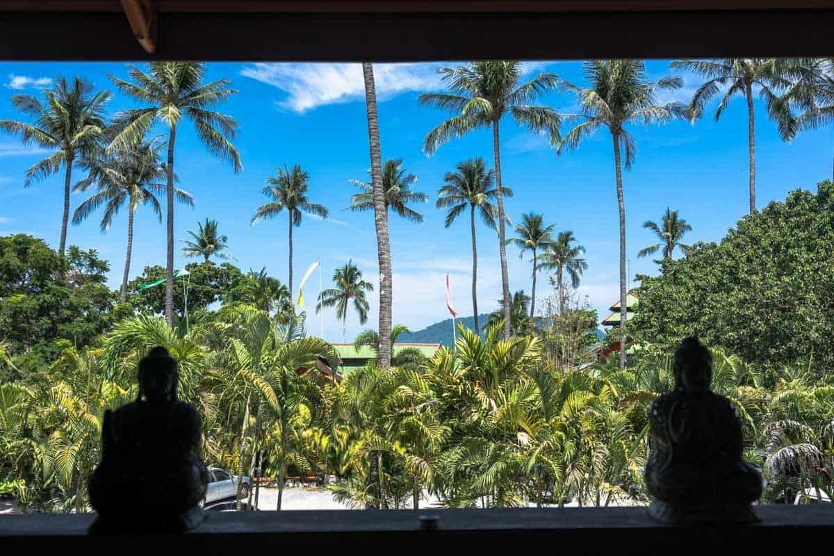 Yoga View Atmanjai Wellness Spa Detox In Thailand
