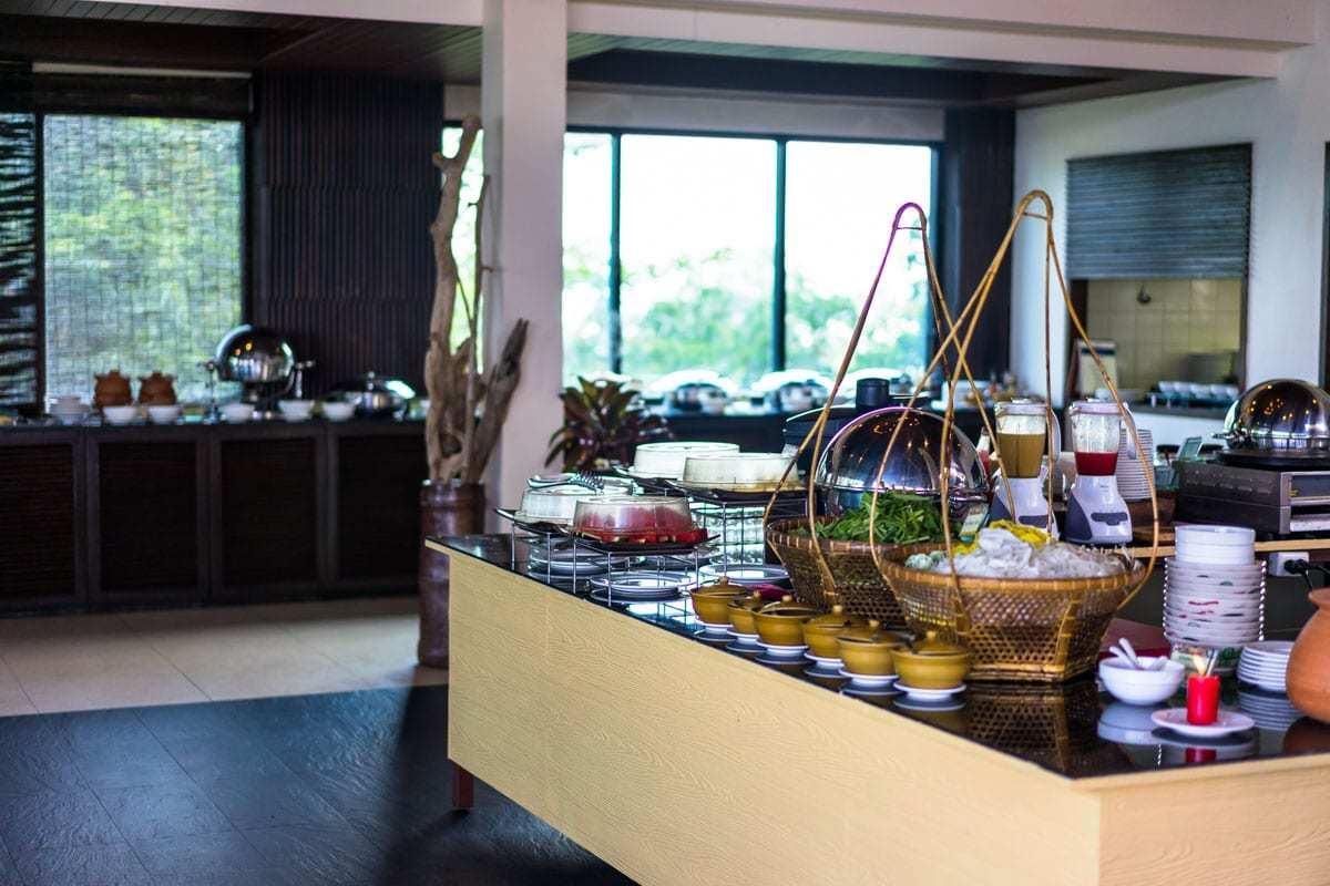 Breakfast Crown Lanta Best Luxury Hotel In Koh Lanta