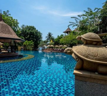 Crown Lanta Resort And Spa Best Luxury Hotel In Koh Lanta