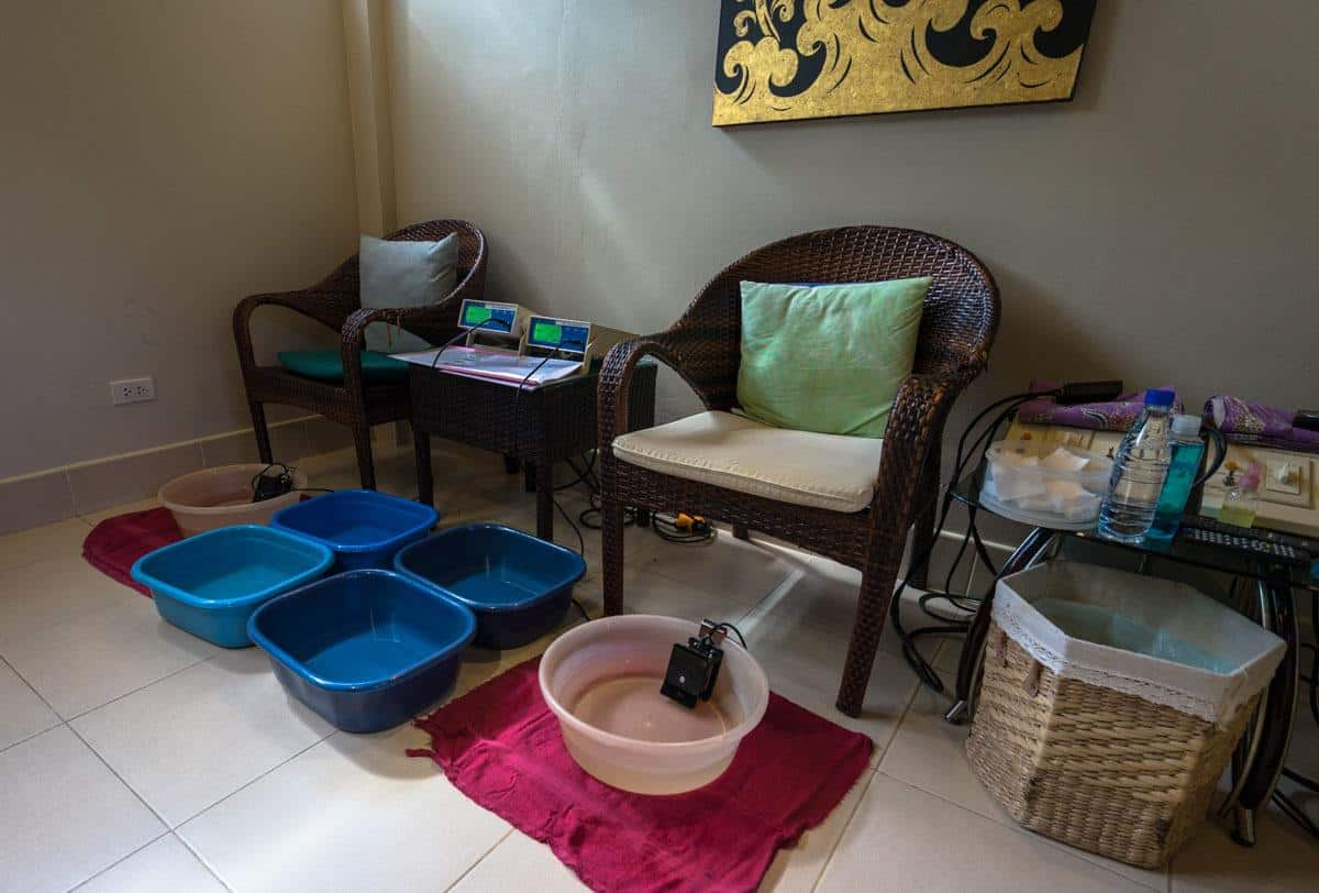Alternative Therapies Atmanjai Wellness Spa Detox In Thailand
