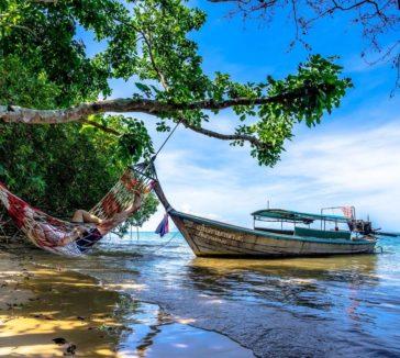 Hammock Ao Nang Cliff Beach Resort Review