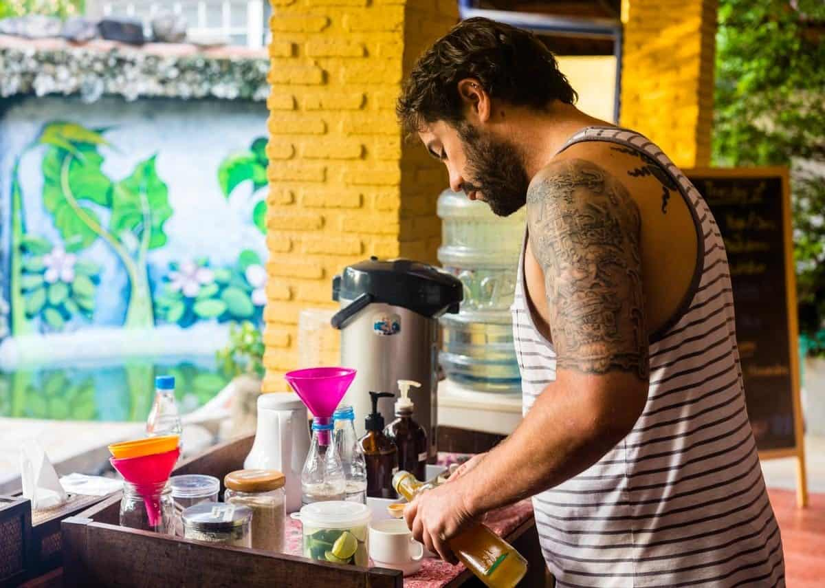 Tea Atmanjai Wellness Spa Detox In Thailand
