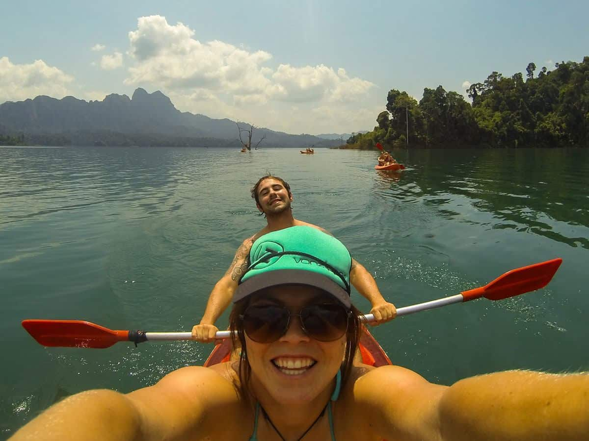 Kayaking Things To Do In Ao Nang
