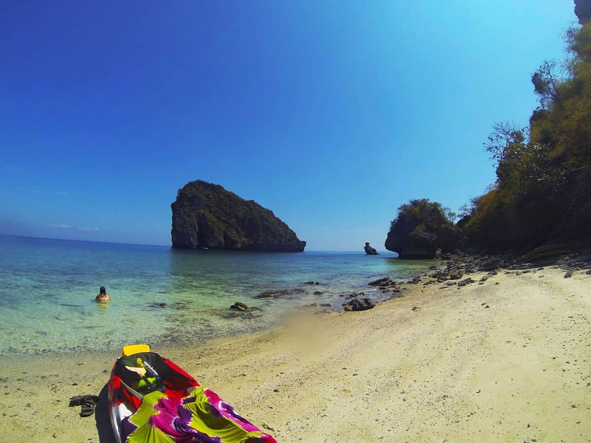 Kayaking Tonsai Things To Do In Ao Nang