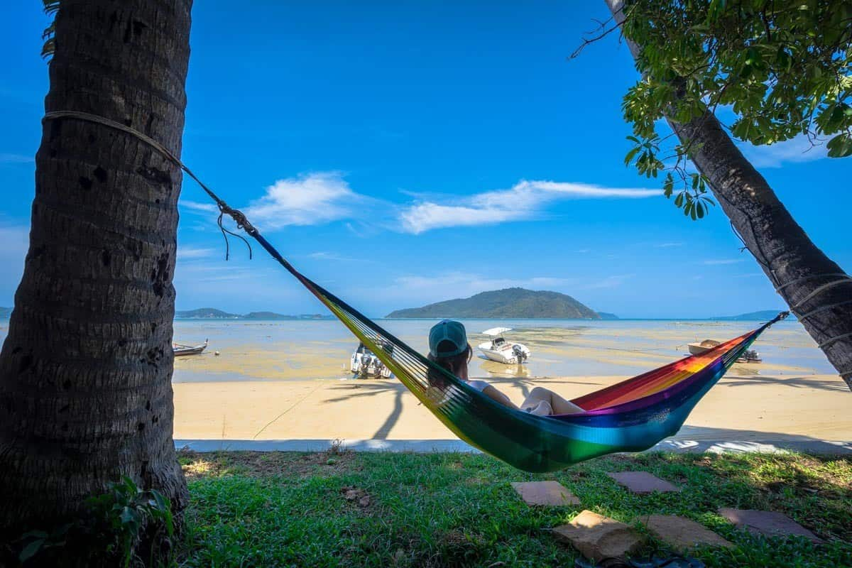 Hammock Atmanjai Wellness Spa Detox In Thailand