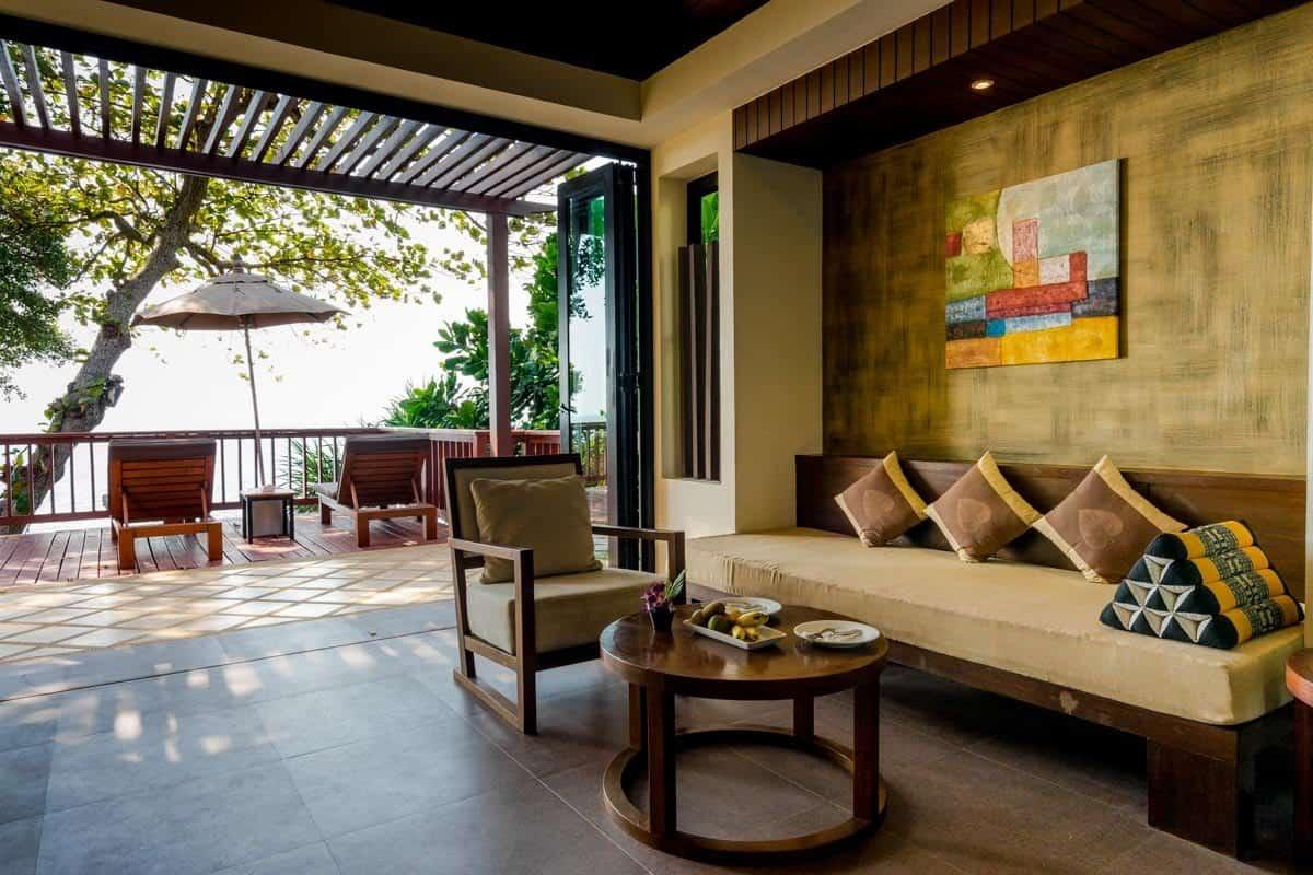 Massive Room Crown Lanta Resort And Spa Best Luxury Hotel In Koh Lanta