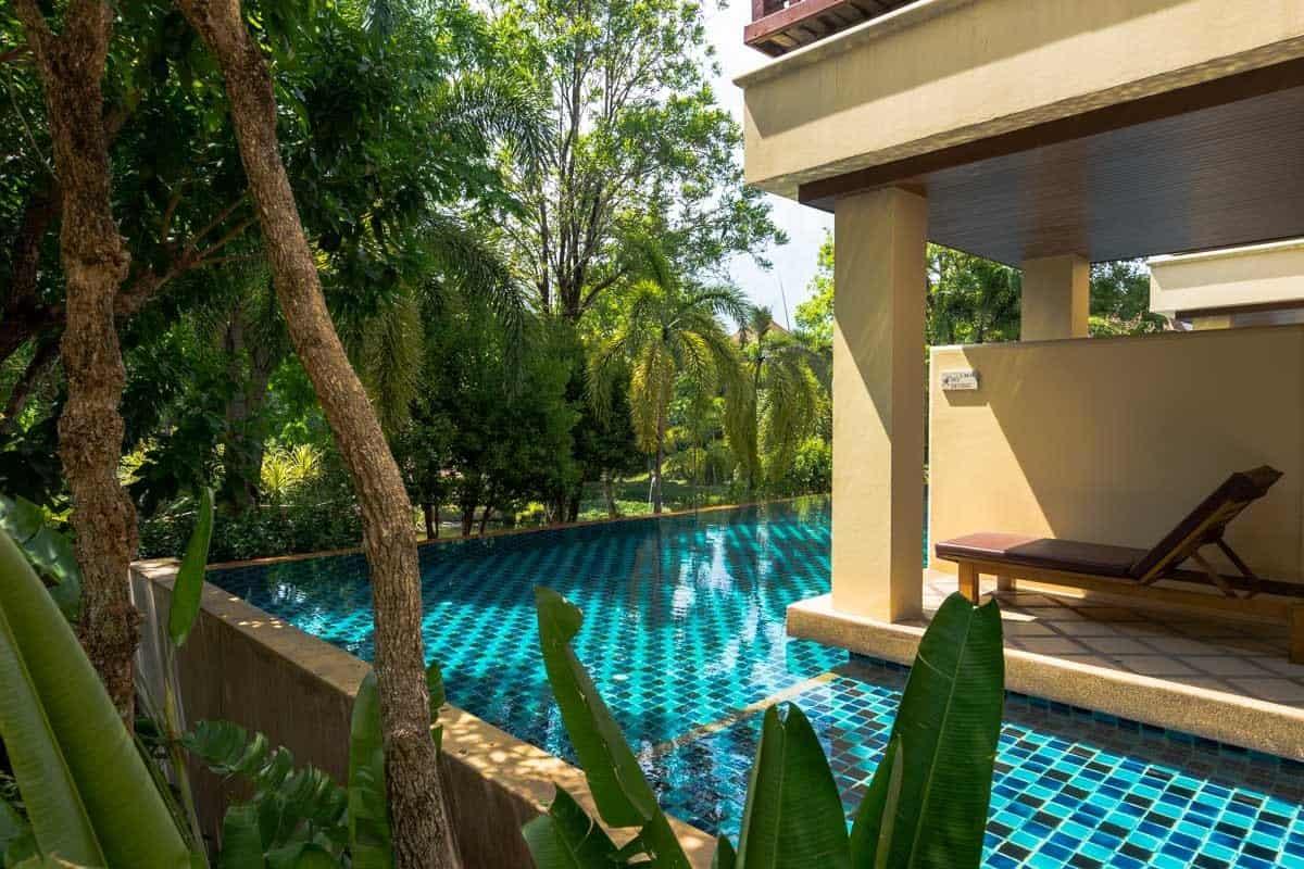 Private Pool Crown Lanta Resort And Spa Review Best Luxury Hotel In Koh Lanta