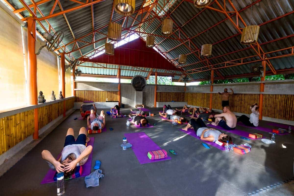 Yoga Atmanjai Wellness Spa Detox In Thailand