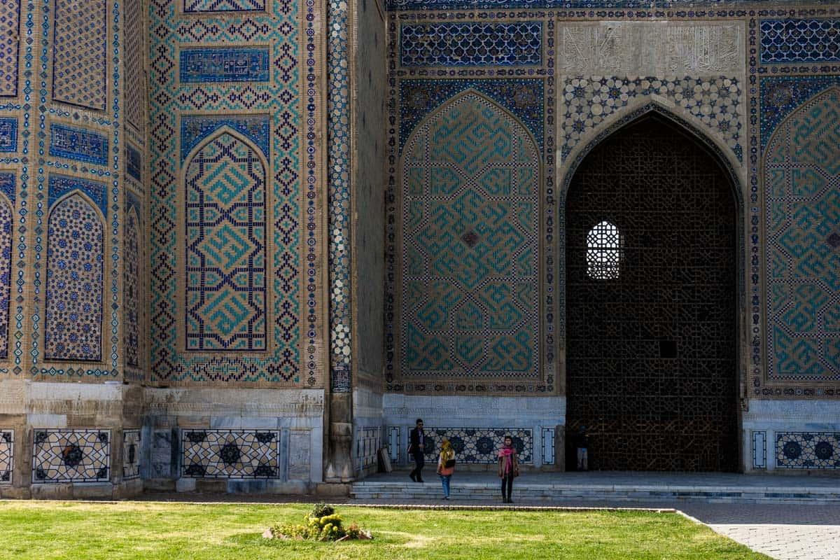 Samarkand Uzbekistan Photography