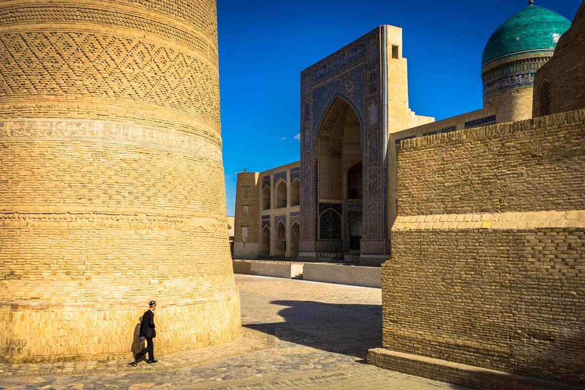 Bukhara Minaret Uzbekistan Photography