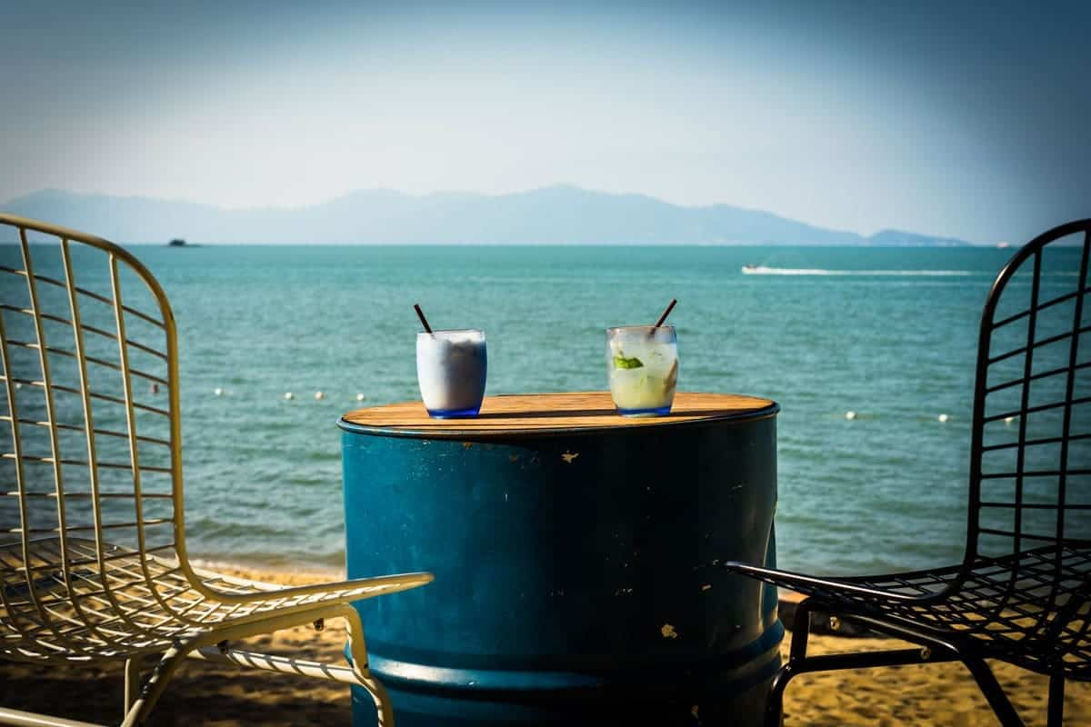 Barrels Peace Resort Samui Hotel Review