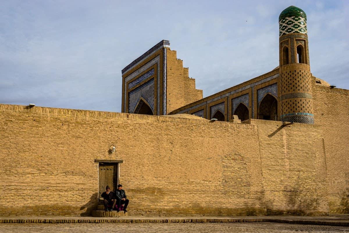 Khiva Men Uzbekistan Photography