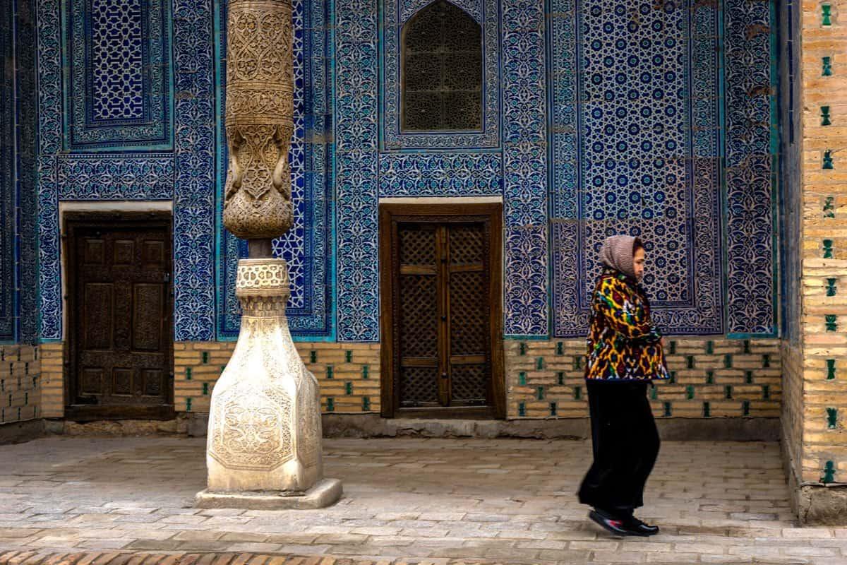 Khiva Madrassa Uzbekistan Photography