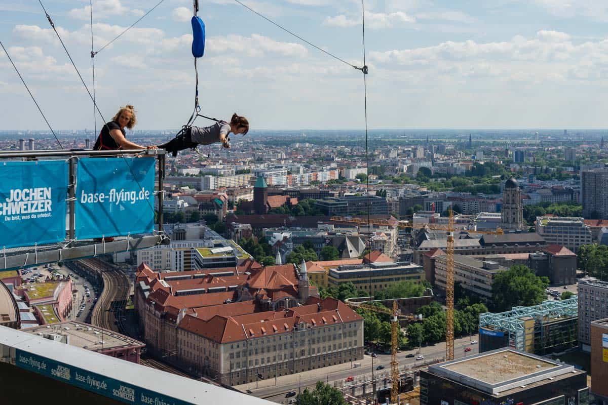 Base Flying 8 Awesome Things To Do In Berlin
