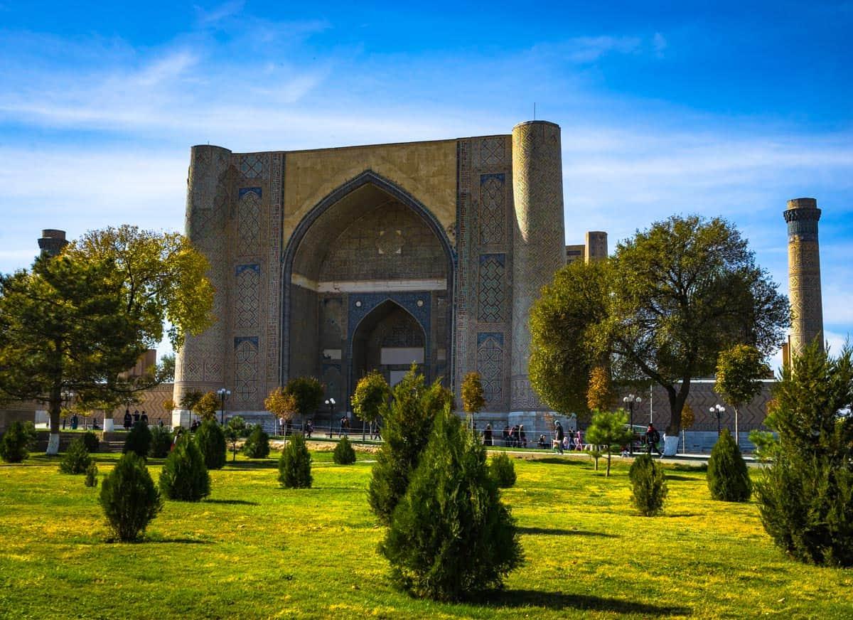 Bibi-Khanym Mosqueuzbekistan Photography