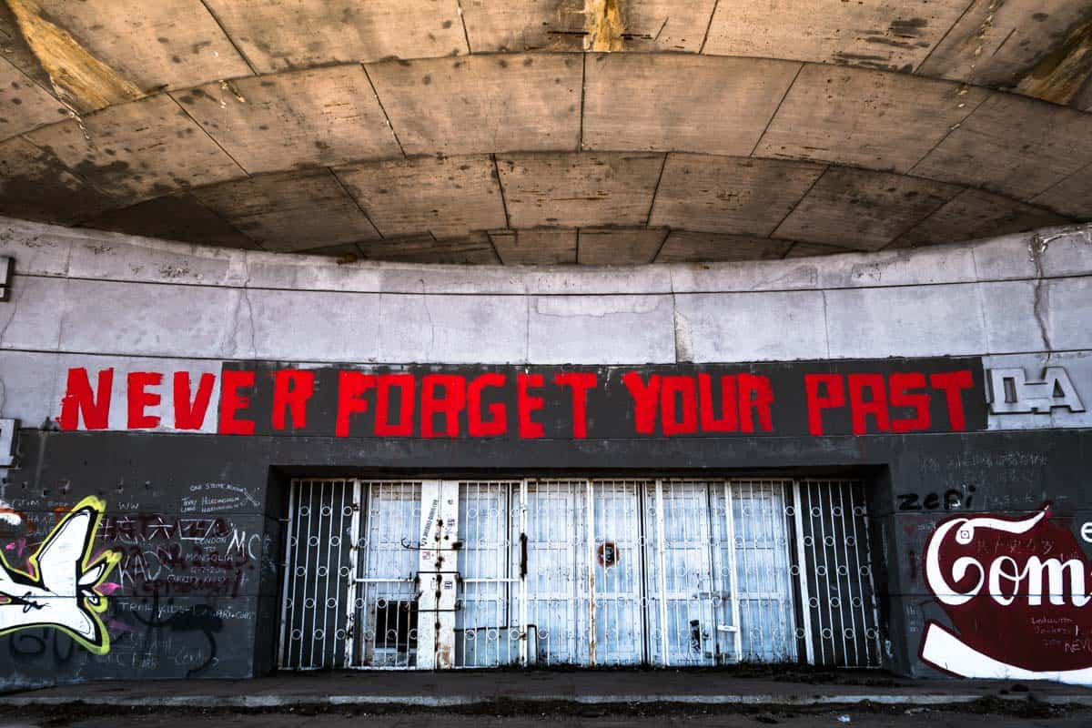 Never Forget Your Past Buzludzha Monument Bulgarian Communist Party Headquarters Ufo